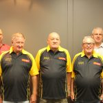 Retired members launch